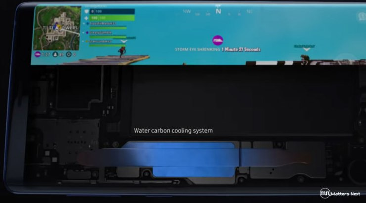 samsung-note-9-water-carbon-cooling-system
